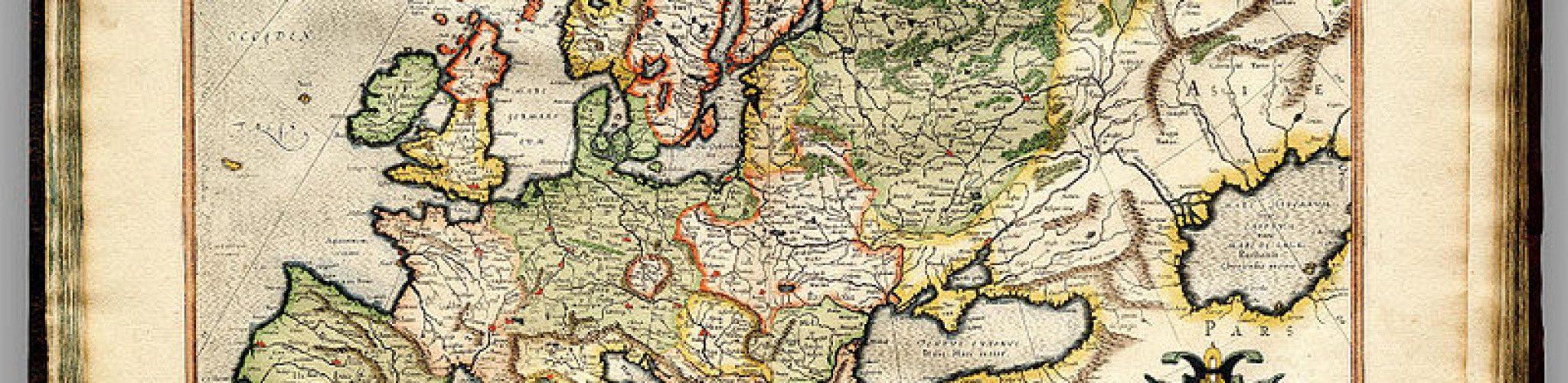 Storia della cartografia